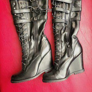 MIA knee high Boots 7.5M